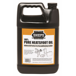 100% Pure Neatsfoot Oil – 8oz. / 236ml