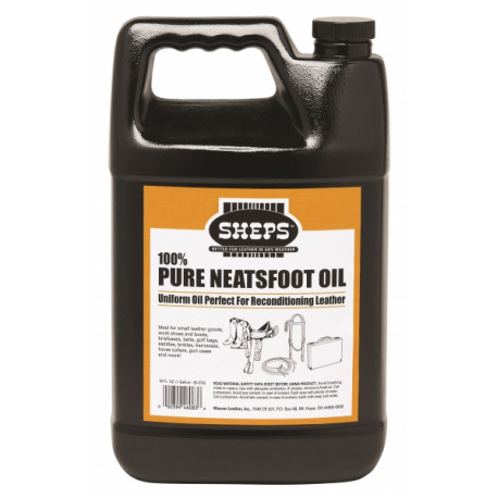 100% Pure Neatsfoot Oil – 32oz. / 946ml