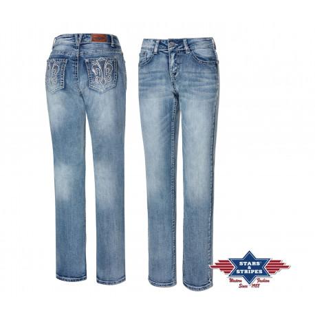 Spodnie damskie Stars&Stripes