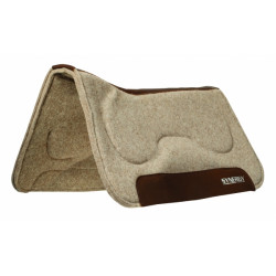 WEAVER - Synergy® Natural Fit Close Contact Wool Felt